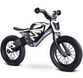 Rowerek biegowy dla 3 latka Enduro Toyz Caretero czarno-biały