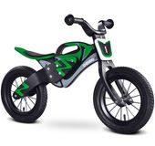 Rowerek biegowy Enduro Toyz Caretero czarno-zielony