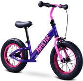 Toyz rowerek biegowy Twister Caretero fioletowy