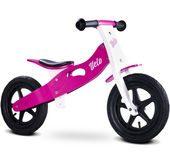 Dziecięcy rowerek biegowy Velo Toyz Caretero fioletowy