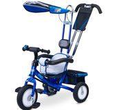 rowerki dla dzieci od 3 roku Derby Toyz Caretero niebieski