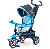 Rowerek trójkołowy dla dziecka Timmy Toyz Caretero niebieski