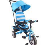 rowerek od 1 roku życia trójkołowy Tobi Junior Kidz Motion niebieski