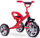 rowerek trójkołowy dziecięcy York Toyz Caretero czerwony
