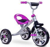 rowerek na trzech kółkach York Toyz Caretero fioletowy