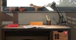 Biurko dla dziecka Alex - sosna