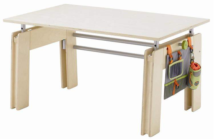 regulowane biurko dla dziecka Terra Kids II