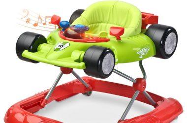 chodzik dla niemowląt TOYZ zielony