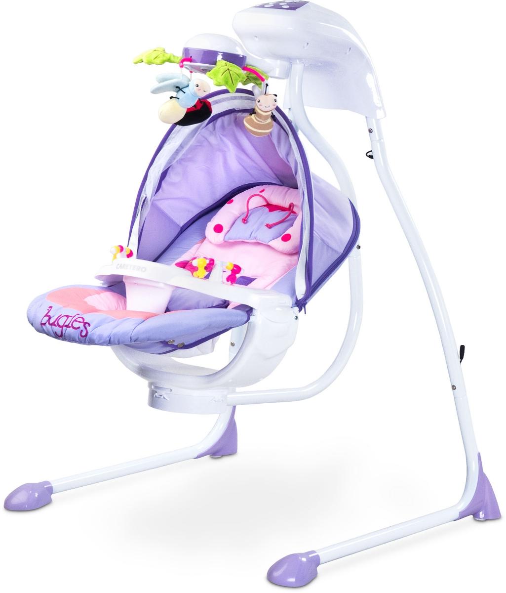 Huśtawka bujaczek CARETERO BUGIES dla niemowląt
