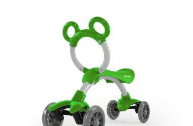 Chodzik jeździk dla maluchów MILLY MALLY ORION zielony