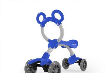 chodzik jeździk dla dzieci MILLY MALLY ORION niebieski