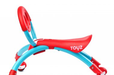 jeździk dla maluchów TOYZ BEETLE czerwony pchacz