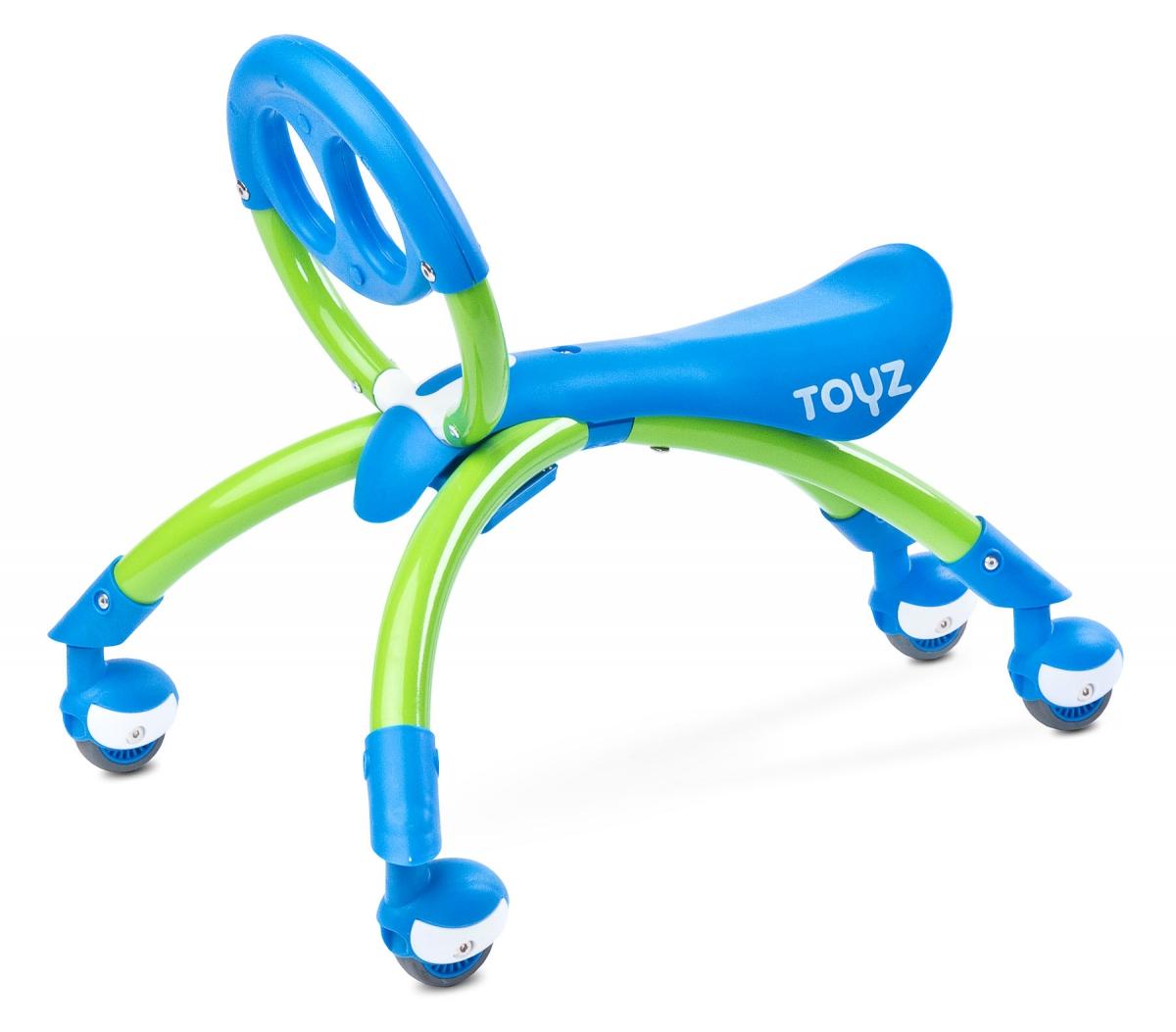 Jeździk pchacz dla dzieci TOYZ BEETLE niebieski