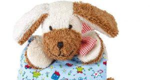 Dziecięca poduszka z pestek wiśni