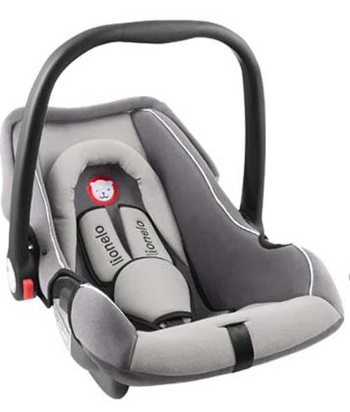 nosidełko samochodowe dla dziecka Lionelo Noa 0-13kg