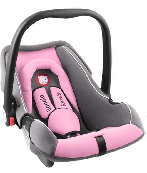 Nosidełko samochodowe dla niemowlaka Lionelo Noa 0-13kg