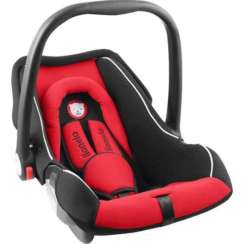 Nosidełko samochodowe dla noworodka Lionelo Noa 0-13kg