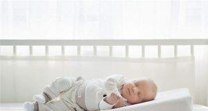Klin do łóżeczka dla niemowląt Aeroklin 60x36cm