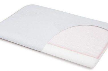Poduszka z pianki termoelastycznej dla dzieci Aeroslim 40x26cm