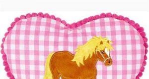 Poduszka dla dziewczynki Konik Pony różowa