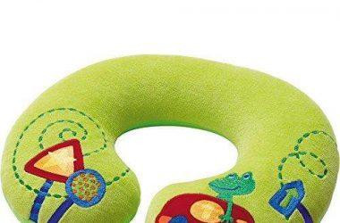Poduszka do samochodu dla dziecka Żabka