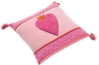dziecięca poduszka ozdobna kwadratowa Pia