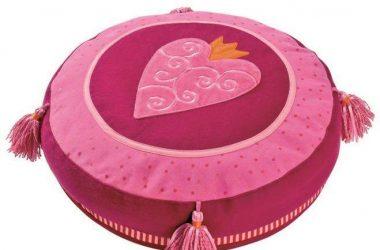 Poduszka dekoracyjna dla dzieci Pia okrągła