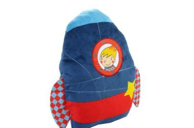 Dziecięca poduszka rakieta plecak Rakieta Super Neo