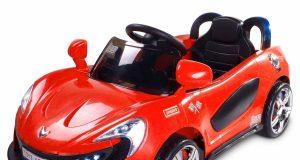 auto na akumulator dla dzieci TOYZ AERO czerwone