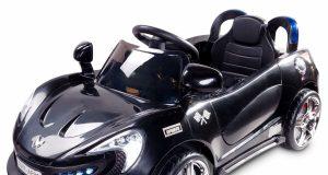 Samochód na akumulator dla dzieci TOYZ AERO czarny