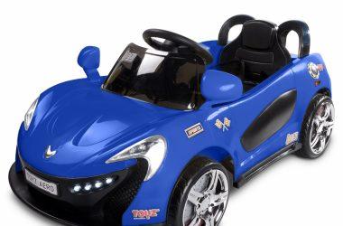 Samochód elektryczny dla dzieci TOYZ AERO niebieski