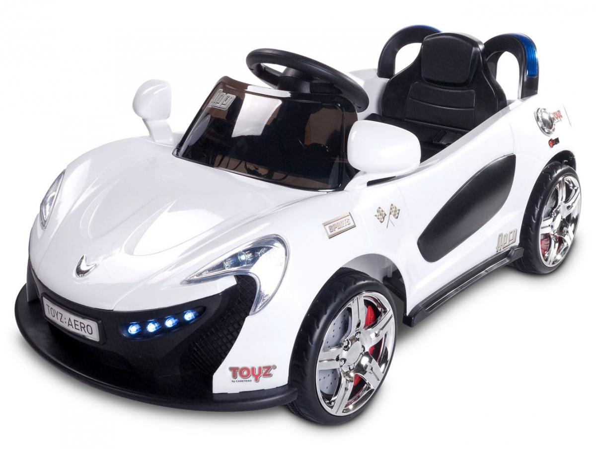 Pojazd elektryczny dla dzieci TOYZ AERO biały