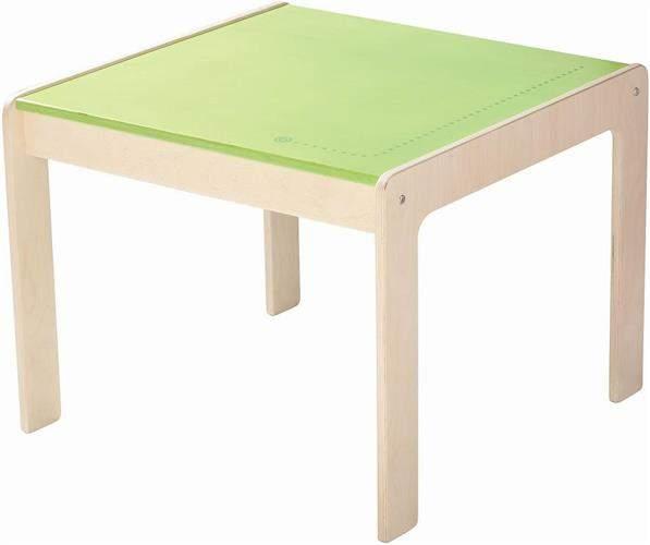 mały stolik dla dzieci