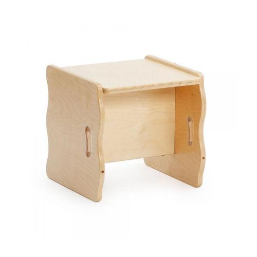 Wielofunkcyjne drewniane krzesło do pokoju dziecięcego - Dla dziecka - zabawki, ubrania, meble ...