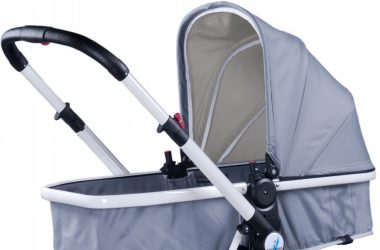 Wózek wielofunkcyjny dziecięcy CARETERO COMPASS szary