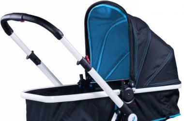 Wózek wielofunkcyjny CARETERO COMPASS niebieski