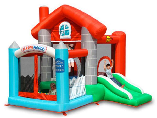 dmuchany zamek dla dzieci
