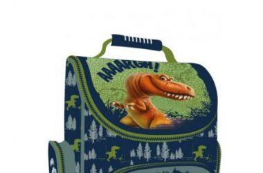 Tornister szkolny dla chłopca dobry dinozaur