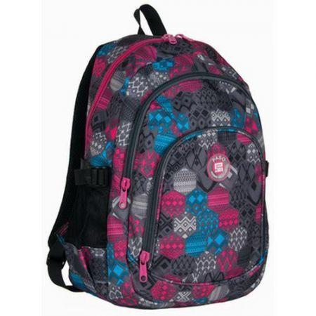 Kolorowy plecak młodzieżowy