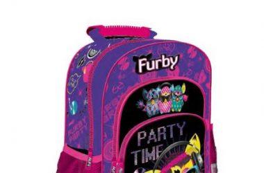 Plecak szkolny Furby Party Time