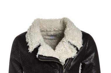 ROCK REBELLE czarna kurtka przejściowa