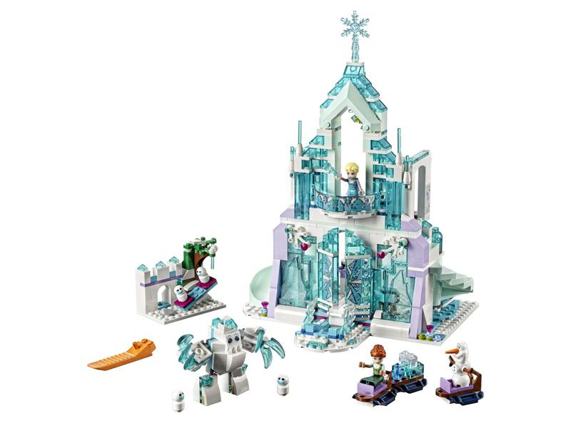 Lego Kraina Lodu Pałac Elsy