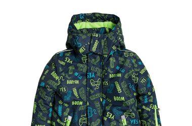 Zimowa kurtka narciarska dla chłopca