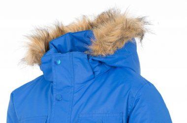 kurtka zimowa dla chłopca