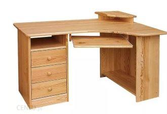 Narożne biurko dziecięce MEBLO-DREW