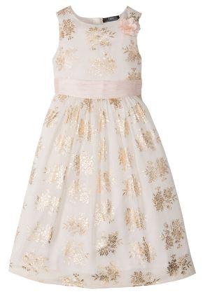 Urocza sukienka dziewczęca na uroczyste okazje