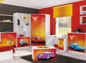 Meble do pokoju dziecięcego BAGGI DESIGN MIX CARS 1 – meble dla chłopca
