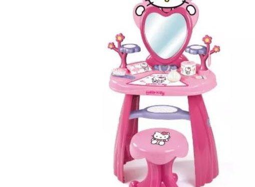 Toaletka Hello Kitty dla dziewczynki Smoby
